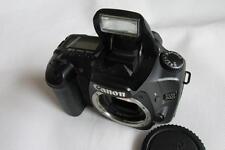Canon Eos 30D 8.2MP Digital SLR DSLR Cuerpo de Cámara Solamente-Negro