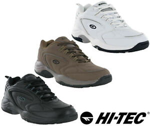 Hi-Tec Blast Lite Lace Up Lightweight Sports Comfort Gym Trainers Mens UK7-15