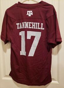 Ryan Tannehill Texas A&M Aggies Adidas Alumni Replica Player Jersey - Maroon NWT