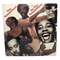 THE TEMPTATIONS DO THE TEMPTATIONS VINYL LP ORIGINAL GORDY RECORDS G6-975S1 VG+