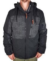 alife & kickin Herren JackAK Jacket Winterjacke schwarz grau Windjacke Angebot