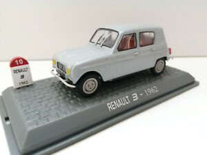 Renault 3 1962 Universal Hobbies  1/43
