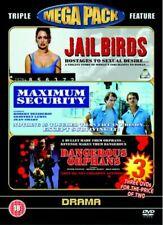 Jailbirds / Maximum Security / Dangerous Orphans [DVD] - DVD  EALN The Cheap