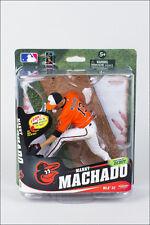 McFarlane MLB Series 32 Manny Machado - Baltimore Orioles orange jersey rookie