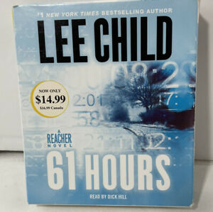 Jack Reacher Ser.: 61 Hours by Lee Child (2011, Compact Disc, Abridged edition)
