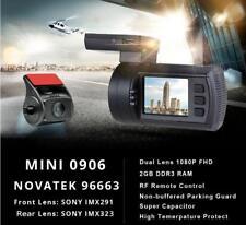 Mini 0906 Dual HD 1080P Lens Car Dash Cam Video Camera GPS DVR Recorder+CPL
