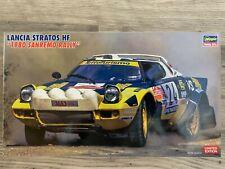 Hasegawa 1/24 Lancia Stratos HF 1980 San Remo Rally 20460