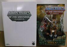 He-Man Masters of the Universe MOTU Classics Teela 2009 Mattel NOC Sealed