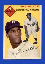 1954 Topps Set Break # 98 - Joe Black EX-EXMINT *GMCARDS*