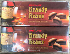 Trader Joe's German Chocolate Brandy Beans, 4.9% V/W, Limited - 1, 2, or 3 Boxes