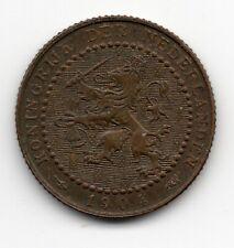 1 Cent 1904 Niederlande
