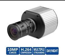 NIB AV10005DN 10MP Dual Mode, Day / Night H.264 / MJpeg + 8mm Lens