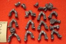 Games Workshop Warhammer 40k Space Marines Legs Bits x12 New Veterans Tactical