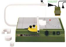 PROXXON 27080 THERMOCUT Heißdrahtschneidgerät 230Volt+Fußschalter+Ersatzdraht
