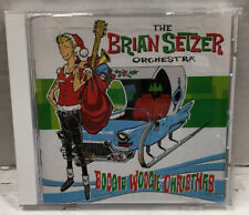 The Brian Setzer Orchestra Boogie Woogie Christmas CD