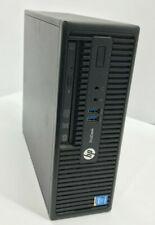 HP ProDesk 400 G2.5 SFF PC Intel Core i5-4590S 3GHz 8GB DDR3 500GB SATA