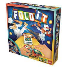 Fold-it von Goliath Familienspiel Spiel Fold It Falten Geschicklichkeitsspiel