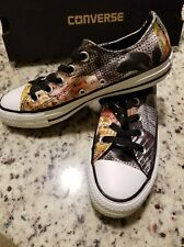 85a66af4c3106f CONVERSE ALL STAR Chuck Taylor Digital Floral Print OX Low Top Sneakers Size  6