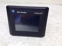 Allen Bradley PanelView 600 2711-T6C20L1 Ser B FRN 4.46 2711T6C20L1 24 VDC