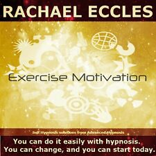 Exercise Motivation, Get Motivated to Exercise Get Fit Hypnotherapy Hypnosis CD