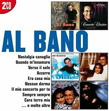 Al Bano: I grandi successi - box 2 CD