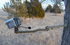 Tree Stand Camera Arm Hunting Deer Game Cam Holder 360 Steel Mount Portable Gift