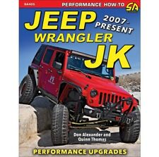 2007-Up Wrangler JK Axle/Suspension/Chassis/Steering/Engine/ECU Upgrades SA405