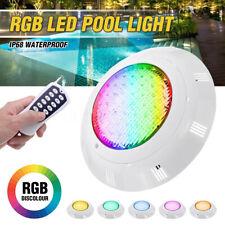 45W 450LED RGB Swimming Pool LED Light Remote Control IP68 Fountain Flood Lamp