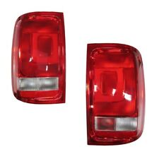 For VW Amarok Pick-Up 2010-2013 Rear Tail Lights Lamps 1 Pair O/S & N/S