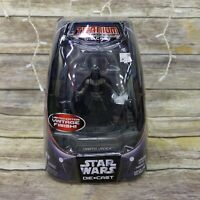 Hasbro 2005 Star Wars Titanium Series Darth Vader Limited Edition Vintage Finish