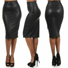 Below Knee Straight, Pencil Hand-wash Only Regular Skirts for Women