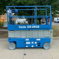 Genie GS 2632 Scissor Lift Win Win Equipment