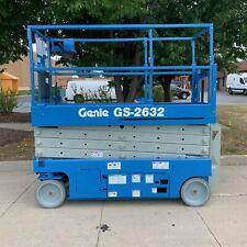 Genie Gs 2632 Scissor Lift Win Win Equipment