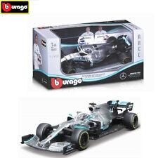 Bburago 2019 Mercedes Benz AMG Petronas W10 #44 Lewis Hamilton 1:43 F1 модель автомобиля
