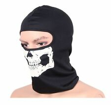 Multi Use Skull Bandana Motorcycle Bike Scarf Neck Face Mask Ski Sport Headwear