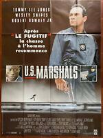 Plakat U.S.Marshals Stuart Baird Tommy Lee Jones Wesley Snipes 120x160cm