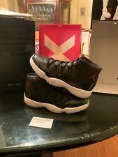 2015 Nike Air Jordan 11 XI 72-10 New 11.5 DS Breds Concords Cool Grey Space Jam