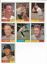 ***1961 Topps #283 Bob Anderson BV$3! No creases, Slightly soft corners***