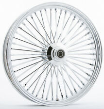 "HARDDRIVE FRONT 48 SPOKE WHEEL SINGLE DISC 21""X3.5"" 051-13531 MC Harley-Davidson"