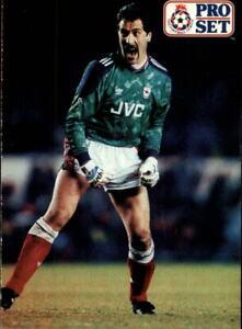 1991-92 Pro Set England Soccer Cards 1-230 (A5437) - You Pick - 10+ FREE SHIP