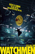 Watchmen - A3 Film Poster - FREE UK DELIVERY