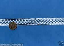"French Cotton Venice Lace Insertion BTY 3/4"" Dolls/ Bears/ Quilts/ Smocking NEW"