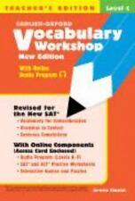 Vocabulary Workshop 2005 : Level C by William H. Sadlier Staff