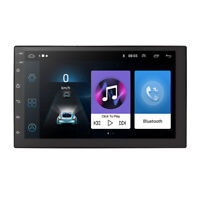 """Android 8.1 Car Stereo Radio NO DVD Player 7"""" 2DIN GPS Navi Wifi Mirror Link"""