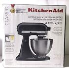 KitchenAid Classic Series 4.5 Qt Tilt-head Black Stand Mixer - D2185 photo