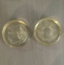 Two (2) Silicone Breast Implants, 371 cc each, Smooth, REAL, McGhan by Allergan