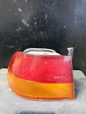 1996 97 98 HONDA CIVIC COUPE 2DR OUTER LEFT DRIVER SIDE TAIL LIGHT LAMP