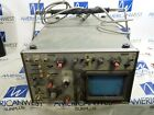 HITACHI Denshi Oscilloscope V-650F  60MHz   USED