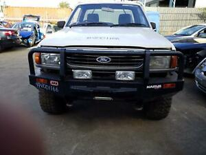 FORD COURIER 1996 VEHICLE WRECKING PARTS ## V001166##
