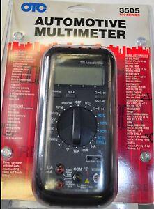 OTC 3505 - Automotive Digital Multimeter Kit 100 series